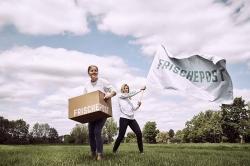 Trotz Corona-Krise: Frischepost versiebenfacht Umsatz im Privatkundengeschäft – Crowdinvesting-Kampagne über…