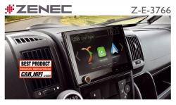 Best Product – ZENECs Navi Z-E3766 für Fiat Ducato