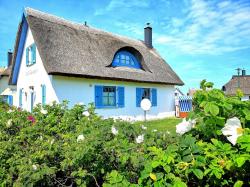 Schöne Ferienhäuser und Ferienwohnungen auf der Insel Rügen begeistern mich…
