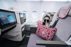 Air Astana: Neues Catering-Angebot auf den Flügen ab Frankfurt