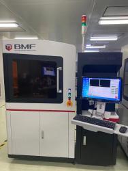 BMF kündigt hochauflösenden Mikro-3D-Drucker microArch S230 an