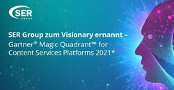 SER Group erneut als Visionary im Gartner® Magic Quadrant™ for…